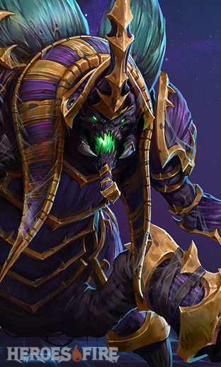 Anub Arak Build Guides Heroes Of The Storm Hots Anub Arak Builds On Heroesfire Knoll king on the loose. anub arak build guides heroes of the