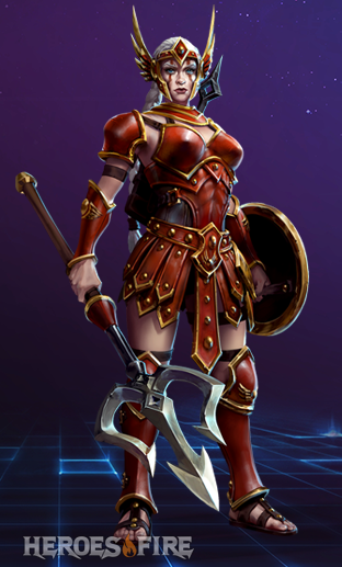 Heroes Of The Storm Build Cassia
