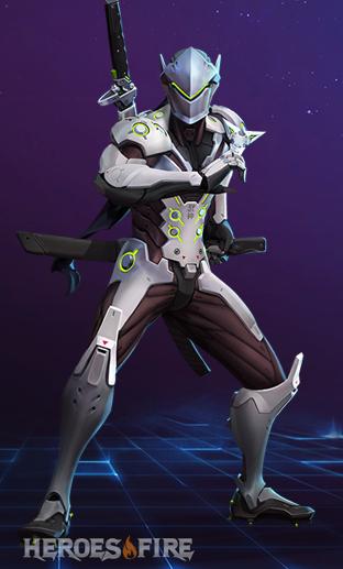 Build Genji Heroes Of The Sotrm