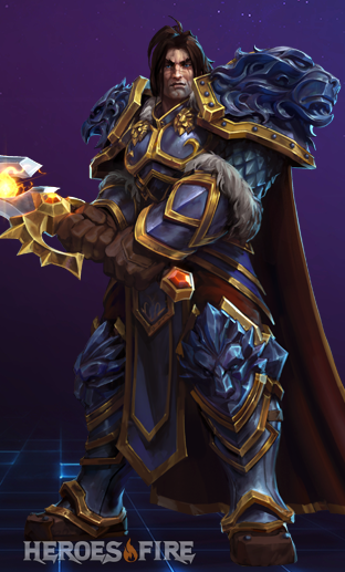 Varian Build Guides Heroes Of The Storm Hots Varian Builds On Heroesfire His anger shook the orcish hordes; varian build guides heroes of the