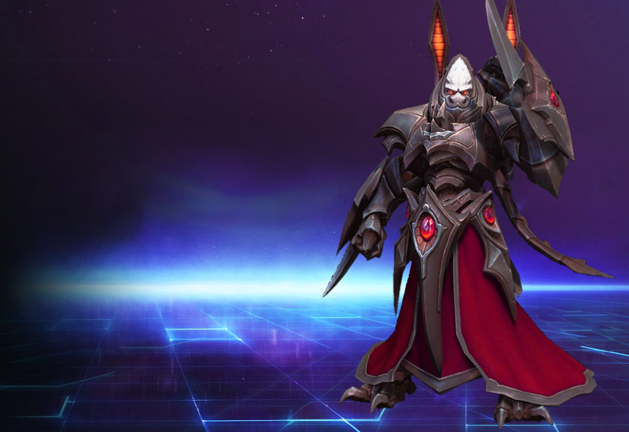 Hots Alarak Build