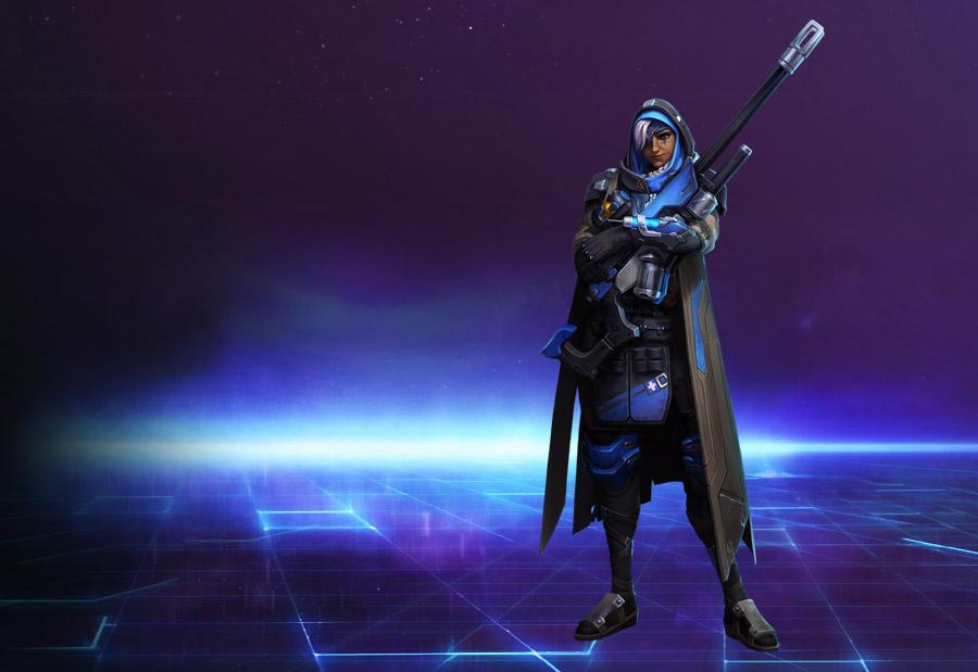 Ana Talent Calculator :: Heroes of the Storm (HotS) Ana