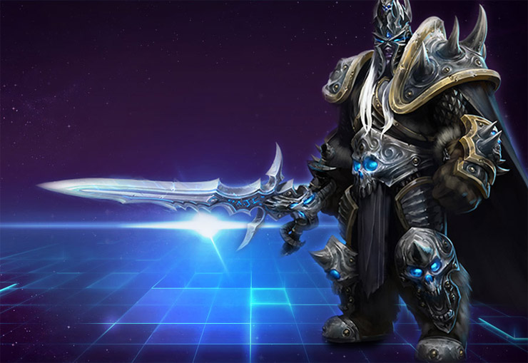 Build Arthas Heroes Of The Storm