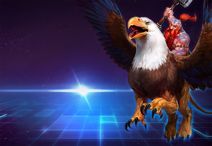 Heroes Of The Storm Build Falstad