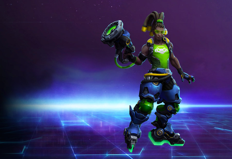 Heroes Of The Storm Build Lucio