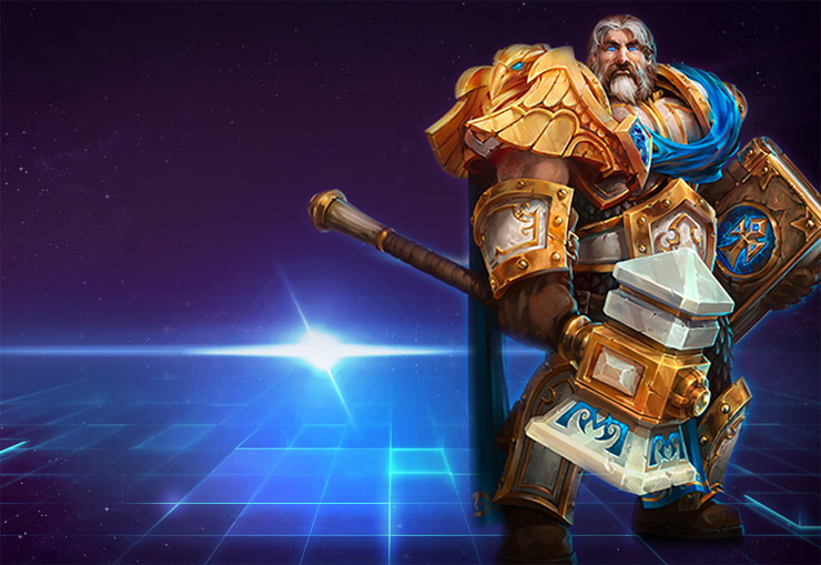 Uther   Build
