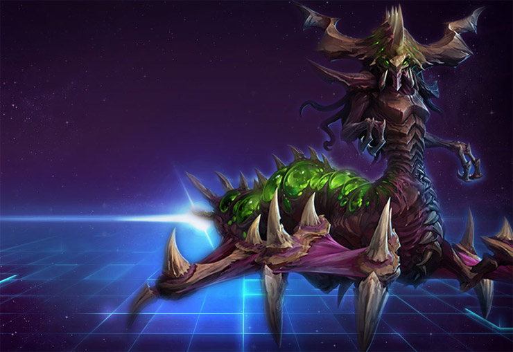 Hots Zagara Build