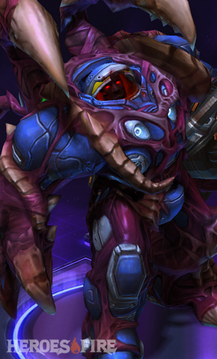 Heroes Of The Storm Build Tychus