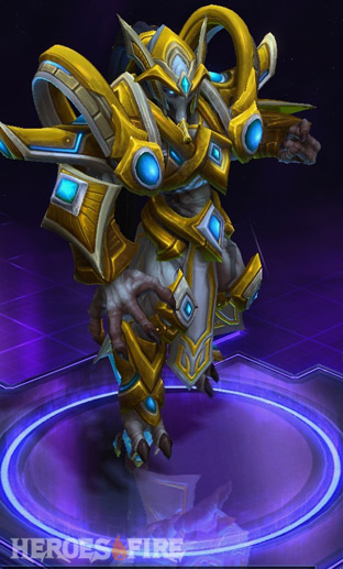 Tassadar Build Guide Tassadar Master Of The Storm Heroes Of The Storm Hots Strategy Builds The savior of the templar has no resemblance to his. tassadar master of the storm