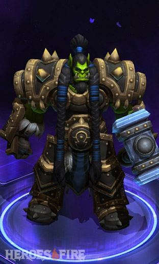 Image Result For Hots Thrall Build