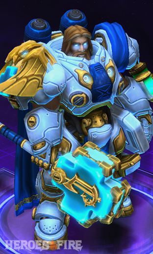 Build Uther Hots