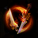 HotS Twin Blades of Fury