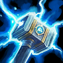 Heroes Forked Lightning