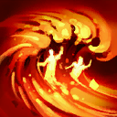 Heroes Lava Wave