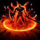 Heroes Tempered Flame